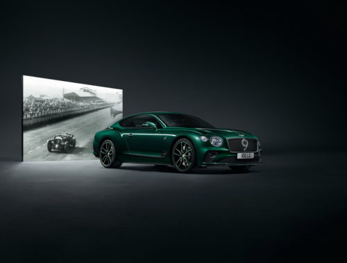 Bentley Continental GT Number 9 Edition by Mulliner 1