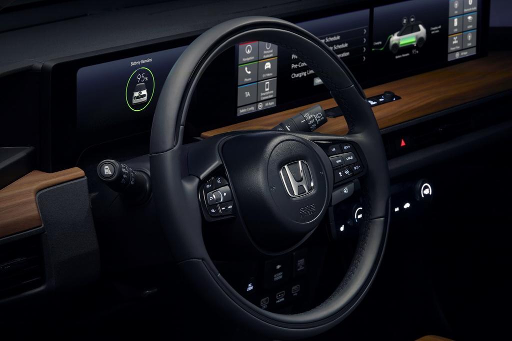 Honda e Prototype 3