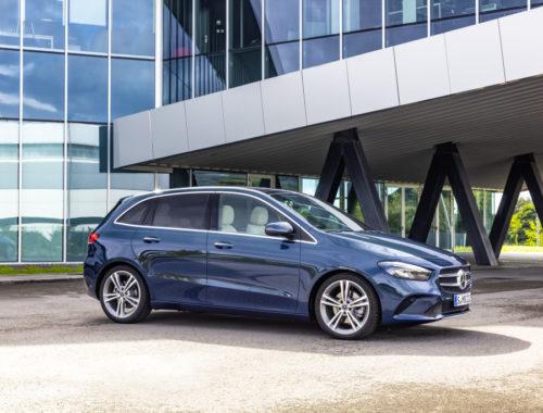 Νέα Mercedes-Benz B-Class front