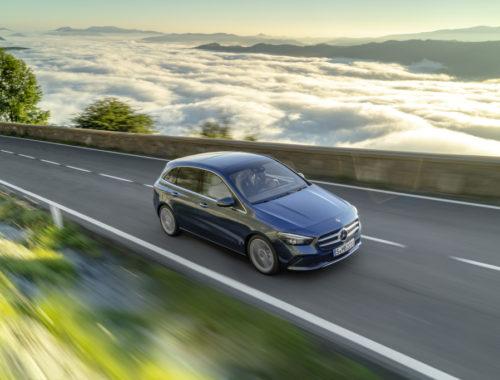 Από 32.560 ευρώ η νέα Mercedes-Benz B-Class