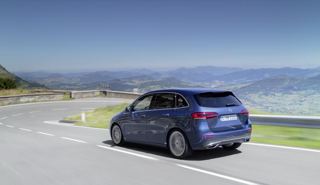 Από 32.560 ευρώ η νέα Mercedes-Benz B-Class 2
