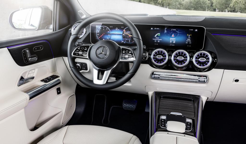 Από 32.560 ευρώ η νέα Mercedes-Benz B-Class 3
