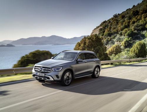 Νέα Mercedes GLC 1