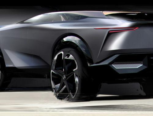 Nissan IMQ concept crossover
