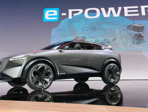 Nissan IMQ concept 1