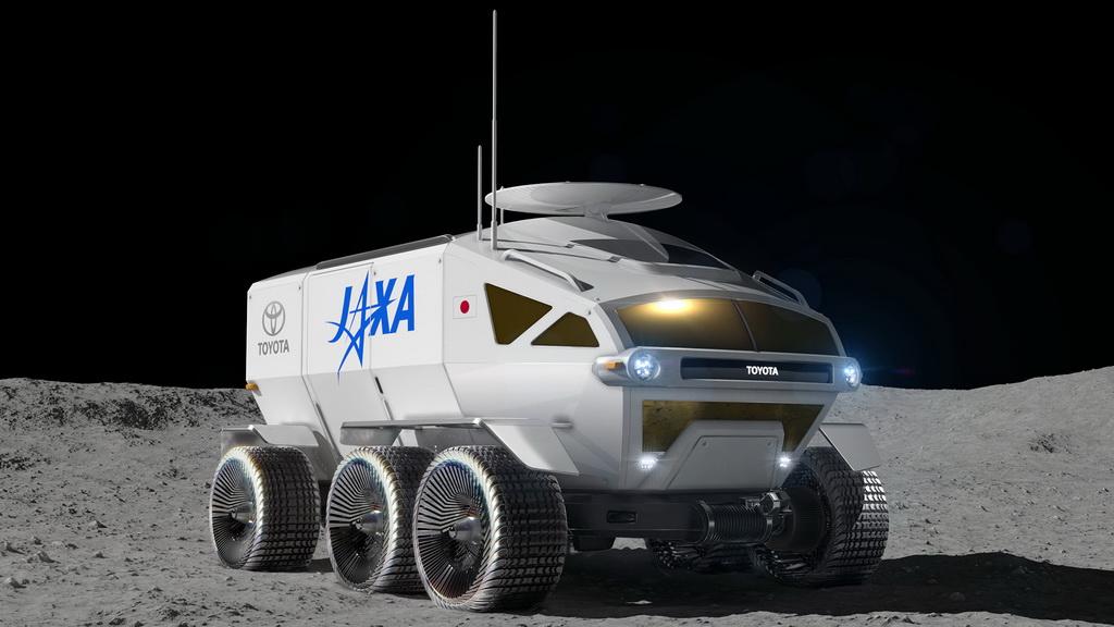 Toyota και JAXA μαζί για την εξερεύνηση του διαστήματος (1)