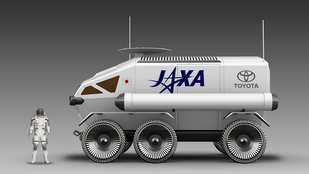 Toyota και JAXA μαζί για την εξερεύνηση του διαστήματος (3)