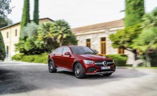 Με παγκόσμιες πρεμιέρες η Mercedes-Benz στη Νέα Υόρκη, GLC Coupé