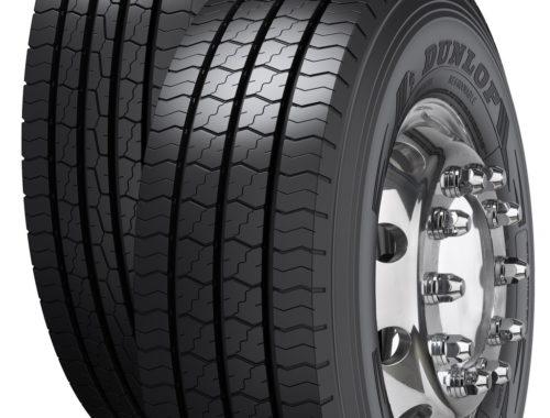 Η Dunlop λανσάρει νέα ελαστικά φορτηγών (1)