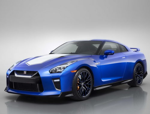 Nissan GT-R 50th Anniversary Edition front