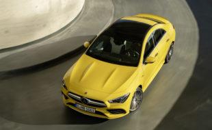 Η Mercedes AMG CLA 35 4MATIC διαθέσιμη με AMG TRACK PACE (1)