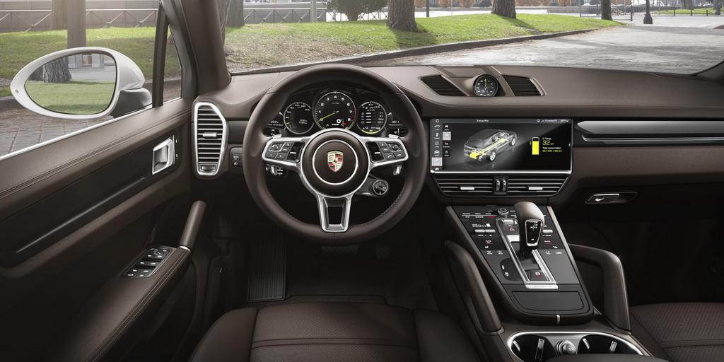 Porsche Cayenne Coupe (4)