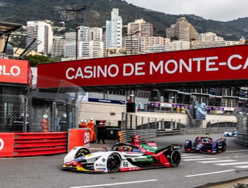 Η ατυχία χτύπησε την Audi στο Μονακό