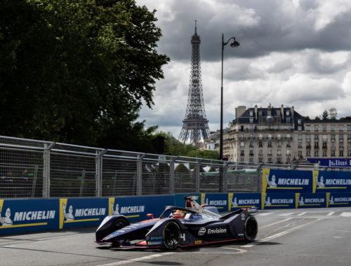 Audi και Φρίινς νικητές στο E-Prix του Παρισιού