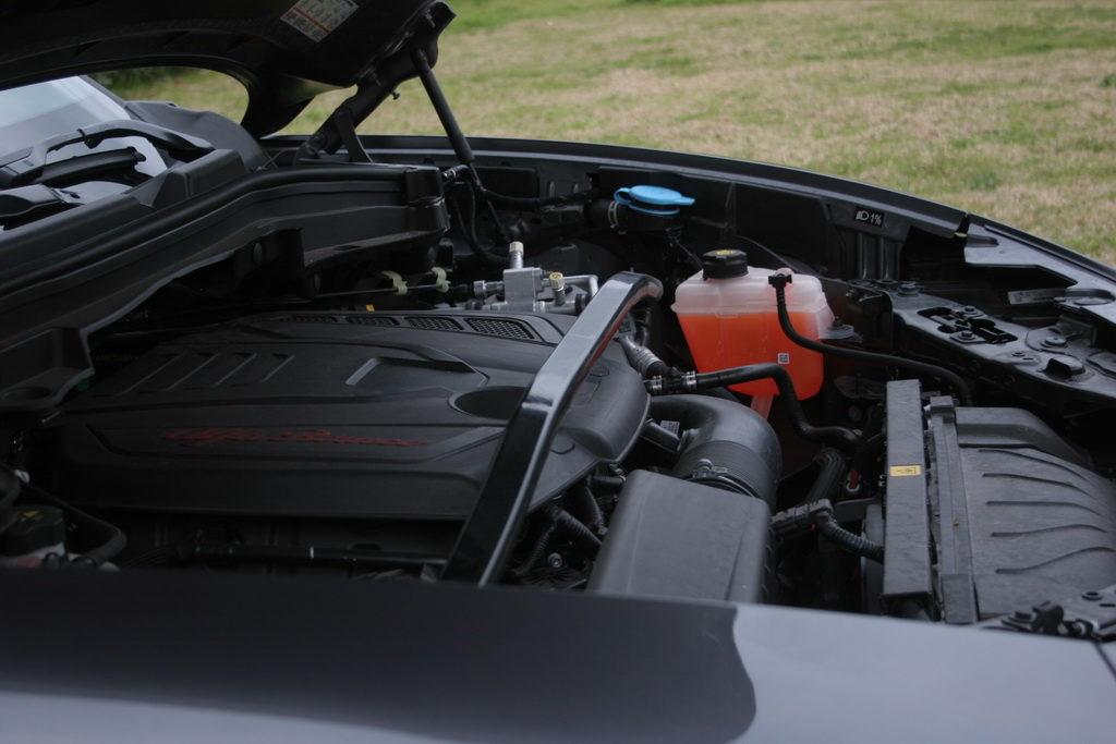 Alfa Romeo Stelvio Q4 2.0T 280PS Auto engine