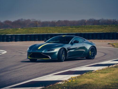 Aston Martin Vantage AMR front