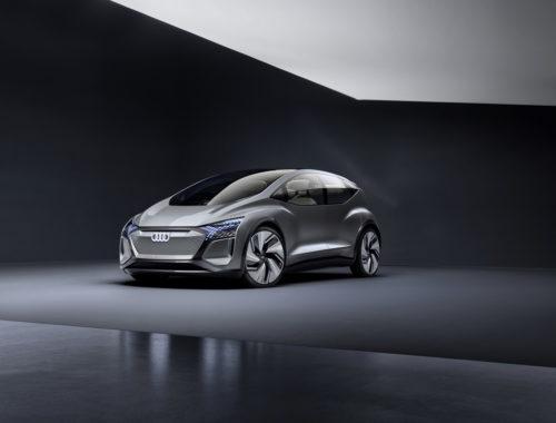Audi AI:ME front