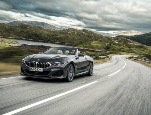 Νέα BMW Σειρά 8 με straight six κινητήρα βενζίνης