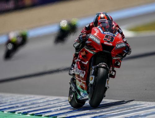 Στην τέταρτη και πέμπτη θέση η Ducati στη Χερέθ (1)