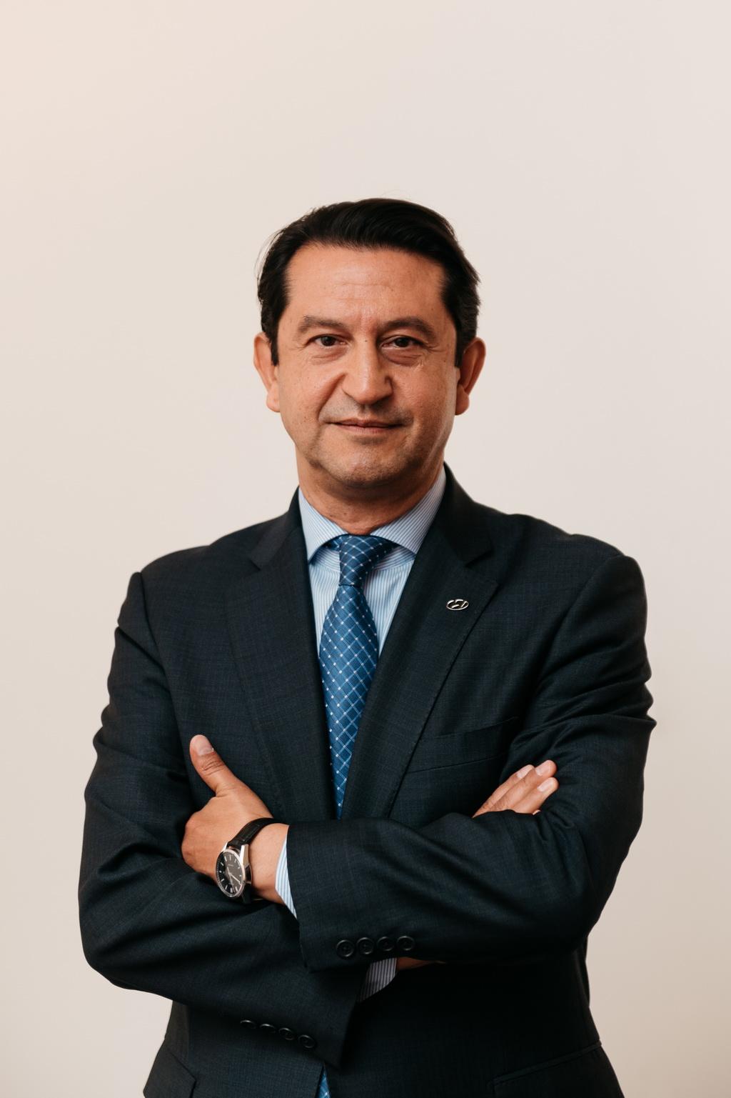 Chief Operating Officer της Hyundai ο Χοσέ Μουνιόθ