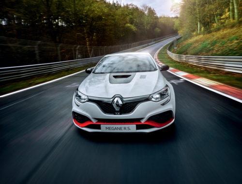 Νέο Renault Megane R.S Trophy-R