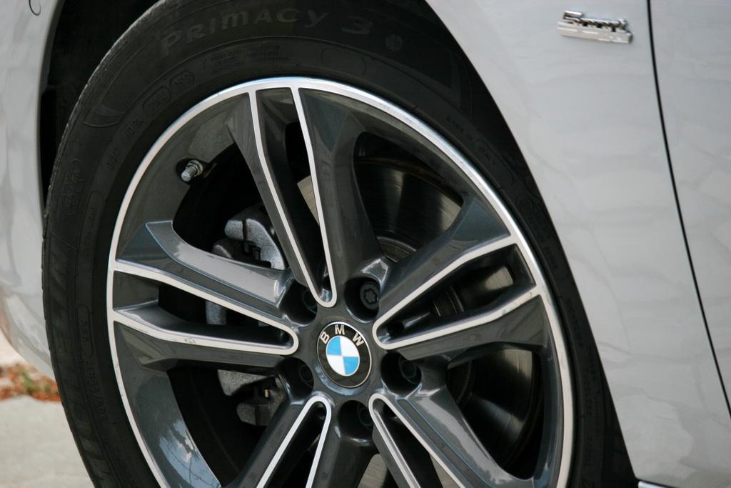BMW 218i Active Tourer Facelift detail