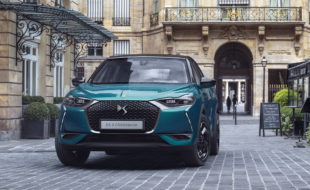 DS3 Crossback 2019 front