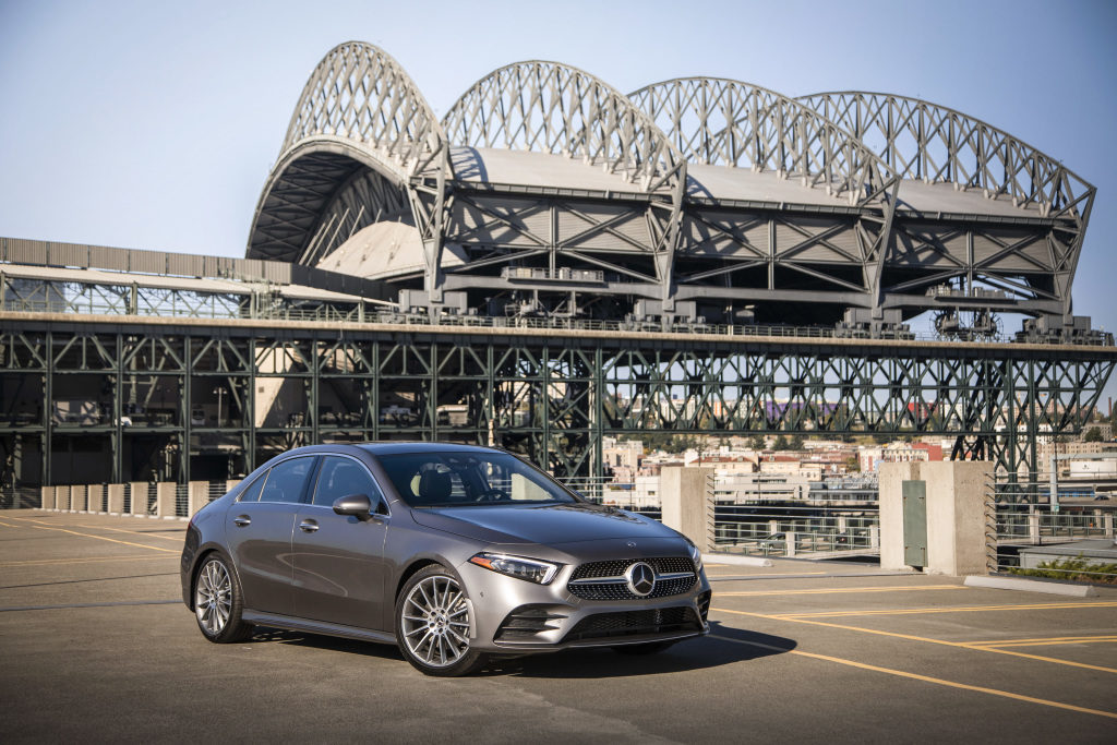 Η Mercedes γνωστοποίησε τις τιμές της νέας Α-Class Sedan στην Ελλάδα