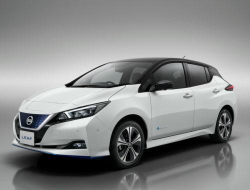 Νέες εκδόσεις για το Nissan LEAF