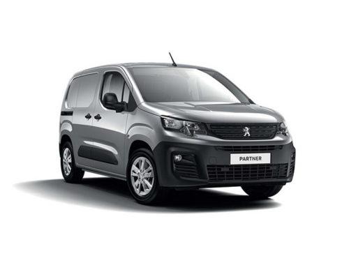 Το νέο Peugeot Partner Van διαθέσιμο από 14.518€