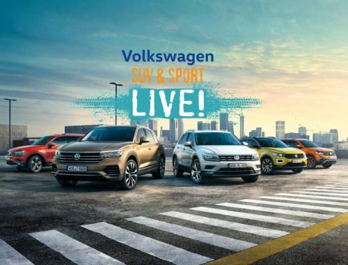 Volkswagen SUV & SPORT LIVE
