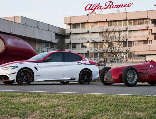 H Alfa Romeo GP Tipo 159 Alfetta επέστρεψε στο Silverstone