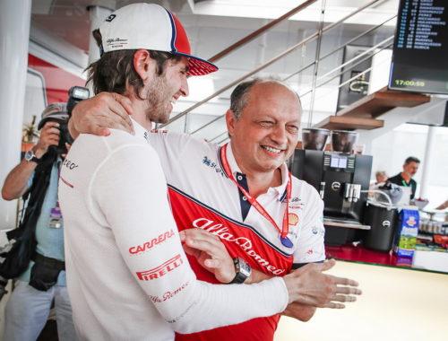 Βαθμοί και για τα δύο μονοθέσια της Alfa Romeo Racing στην Αυστρία
