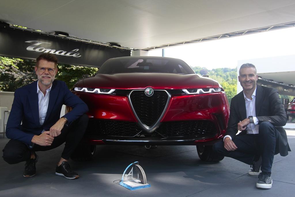 Βραβείο για την Alfa Romeo Tonale