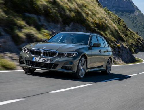 Νέα BMW Σειρά 3 Touring