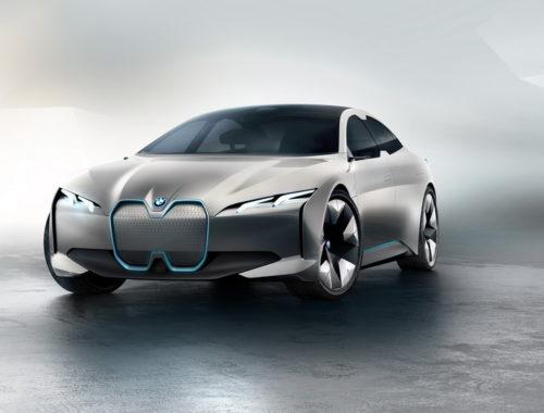 To BMW i4 στην παραγωγή