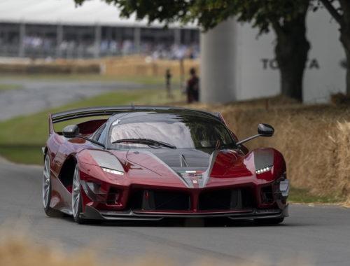 Τρία Special Project cars από τη Ferrari στο Goodwood