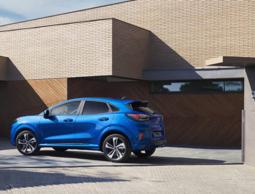 Νέοι Ford EcoBoost Hybrid κινητήρες BISG