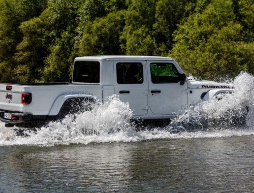 Νέο Jeep Gladiator