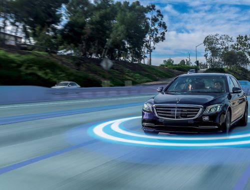 Η Αυτόνομη οδήγηση στην Daimler AG
