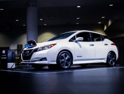 Βραβεία σε τέσσερα μοντέλα της Nissan