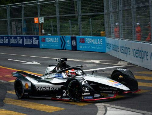 Επίλογος για τη Nissan στη Formula E