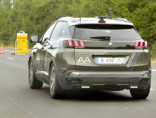 Νέες δοκιμές αυτόνομης οδήγησης από Groupe PSA και VINCI Autoroutes