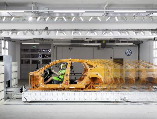 Ποσοστό άνω του 80% για το Τ-Cross στις δοκιμές του Euro NCAP