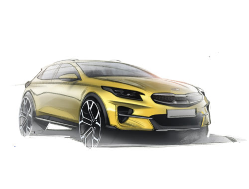 Οι εμπνευστές του νέου Kia XCeed μιλούν για αυτό