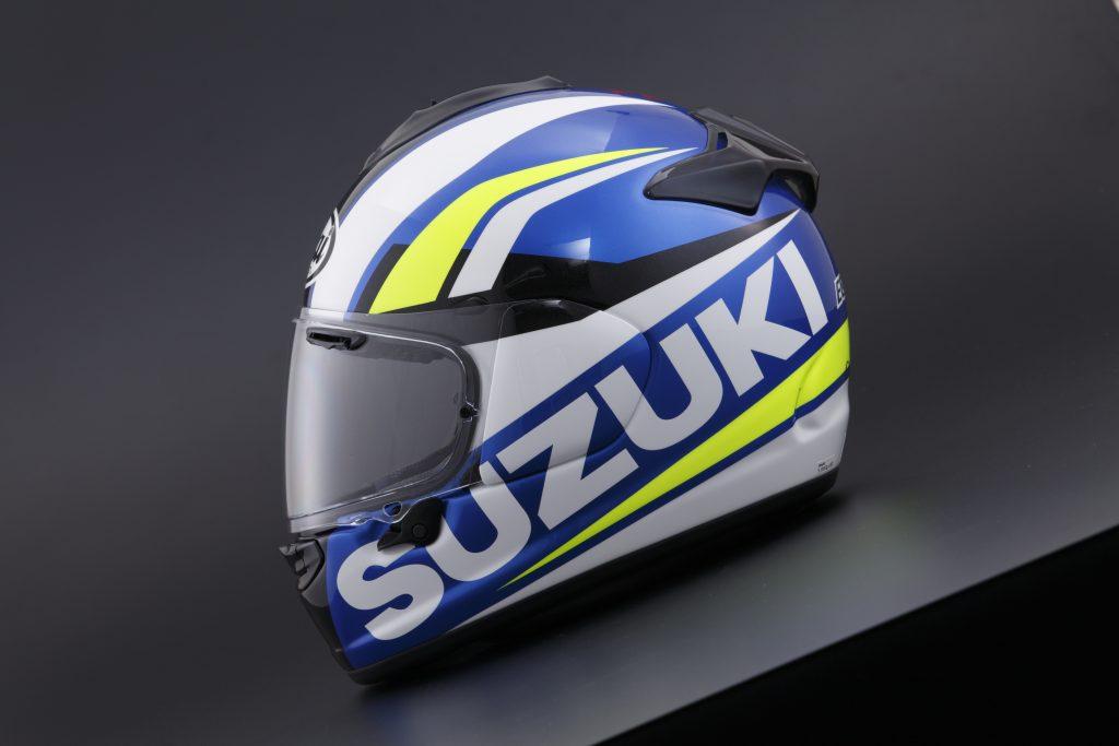 Suzuki - Arai Chaser-X