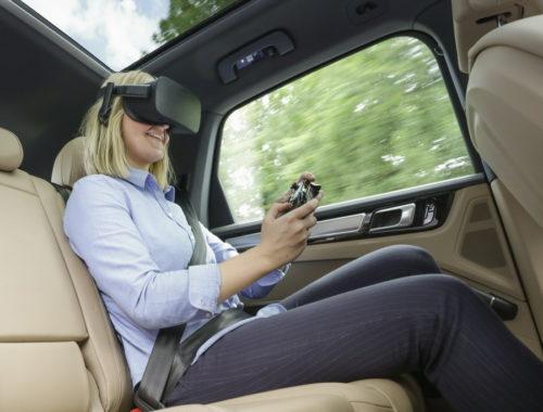 Εικονική πραγματικότητα από την Porsche