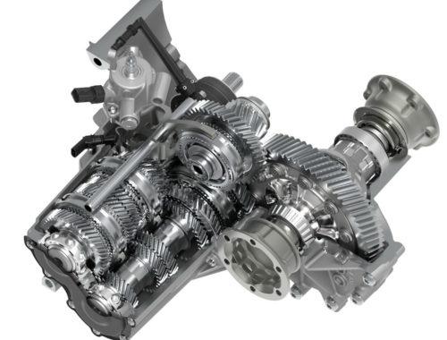 Νέο κιβώτιο ταχυτήτων από τη Volkswagen