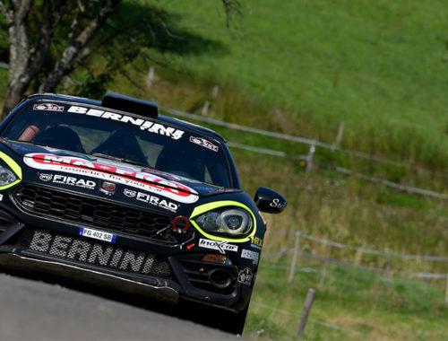 Δεύτερος συνεχόμενος τίτλος για το Abarth 124 rally