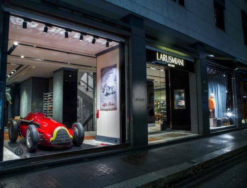H Alfa Romeo Racing γιορτάζει στη Μόντσα